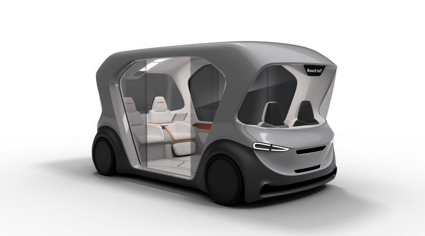 This could be the future of transport according to Bosch